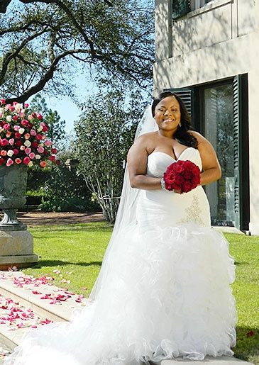 Plus size african american wedding dresses dress blog edin for Plus size african wedding dresses
