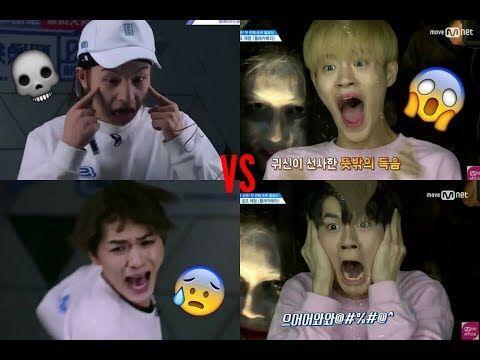Produce 101 Idol Producer Ghost Prank Youtube Pranks Kpop Memes Idol