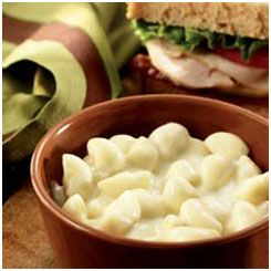 Oh my word. I'm in love. Panera Bread's Ultimate Macaroni and Cheese. I can't believe they actually posted their recipe! This is going to get made ASAP! :) Thanks, Panera Bread!