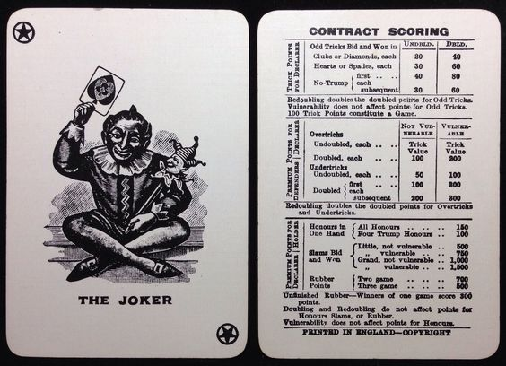 1937 King George VI Worshipful Makers  Playing Cards
