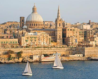 Valetta, Malta.  http://www.worldheritagesite.org/sites/valetta.html