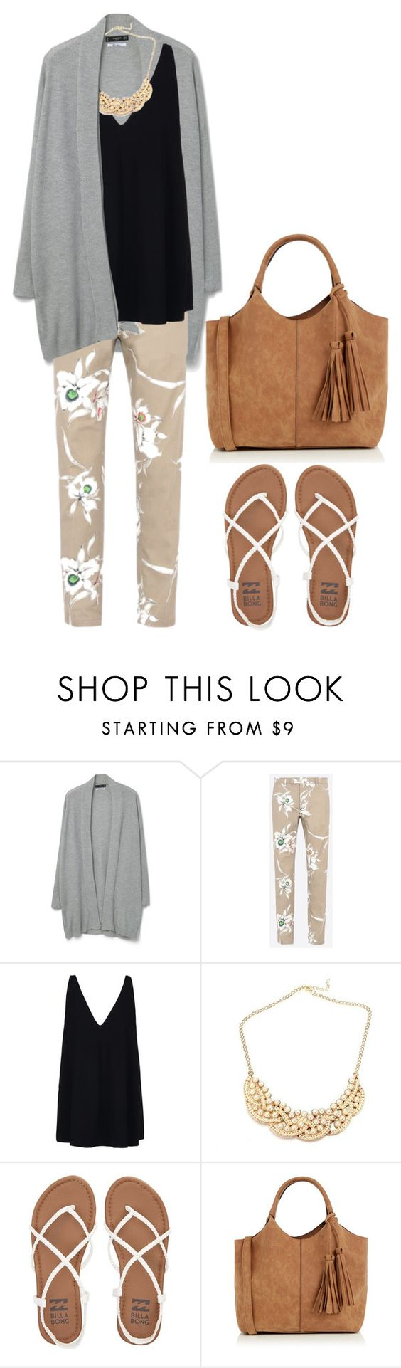 """OOTD- IRELAND BOUND!"" by kirathelovergirl ❤ liked on Polyvore featuring MANGO, Valentino, STELLA McCARTNEY, Billabong and Oasis"