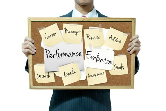 Employee Performance Reviews A Sample Template For the - performance appraisal form format
