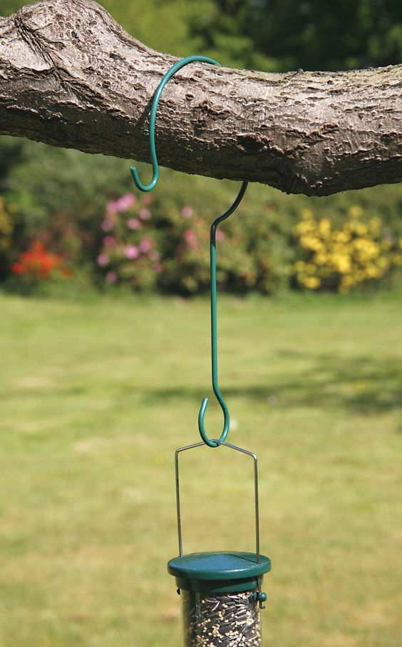 bird hangers to install deck your how feeder decks youtube feeders for on watch