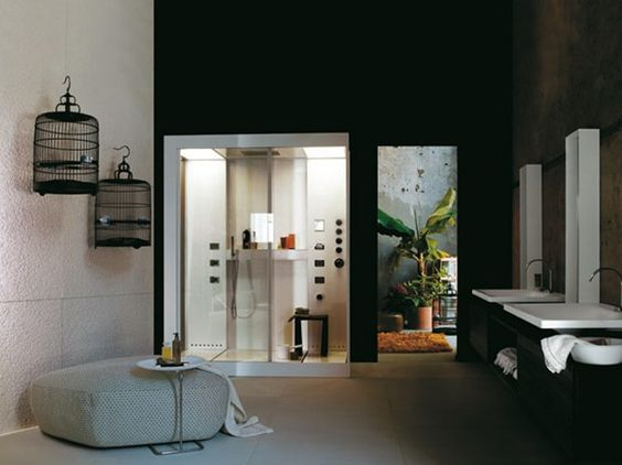 AVEC: The Multifunctional Shower Of Ludovica and Roberto Palomba For KOS