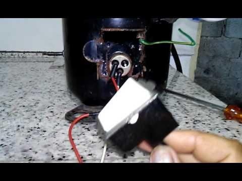 Como Ligar Compressor De Geladeira Sem Rele Youtube Em 2020 Com