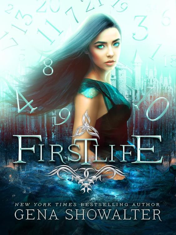 Cover Reveal (redesign): Firstlife by Gena Showalter #CoverReveal