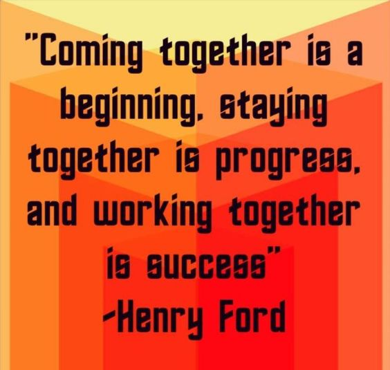 Inspirational Quotes On Customer Satisfaction: We're All About #teamwork And #success! Customer