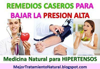 5 Remedios Caseros Para Bajar La Presión Arterial Alta Rapido Con Remediosnaturales Para La Te Remedios Caseros Para Bajar La Presion Presion Arterial Alta