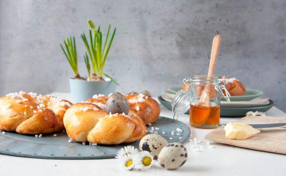 Foodblog-Rezept: Osterkranzerl