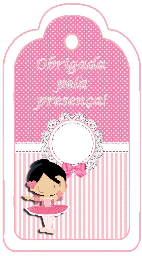 Aparador Gama ~ tag+agradecimento+bailarina+rosa png (591 u00d71063) Pinterest Pinterest Simples e Leite