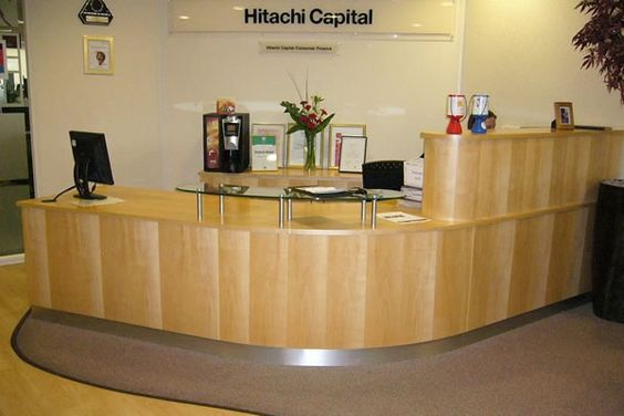 school reception counter - Google Search