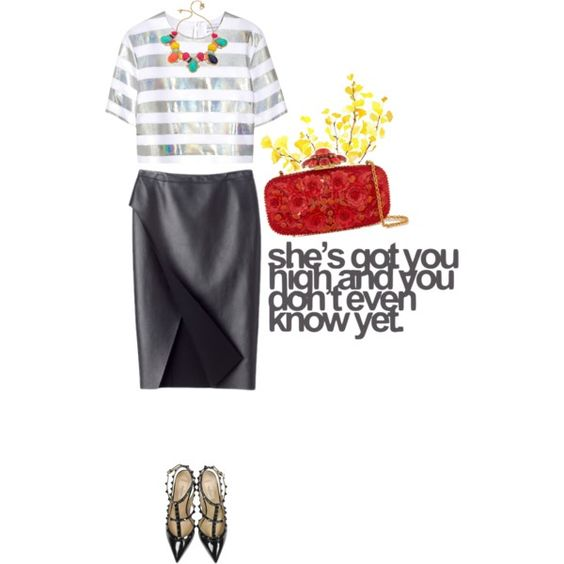 """""""She's got you high and you don't even know Yet"""" by cocochanel10 on Polyvore"""