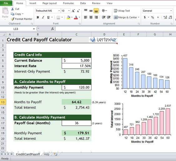 Excel Tmp (exceltmp) na Pinterestu - sample impact analysis