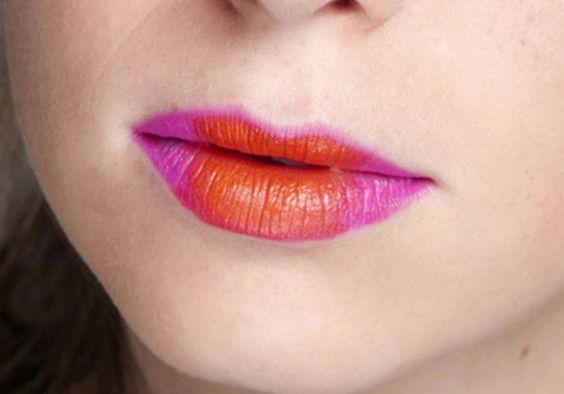 Maquillage artistique bouche - Les nouvelles façons de maquiller sa bouche - Elle