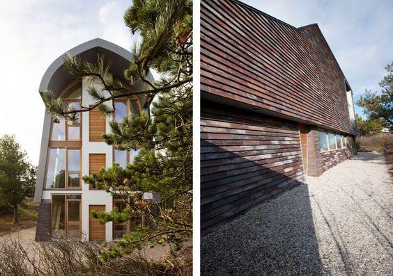 Egy holland ház és iroda, amit imádni fog! - Álomházak