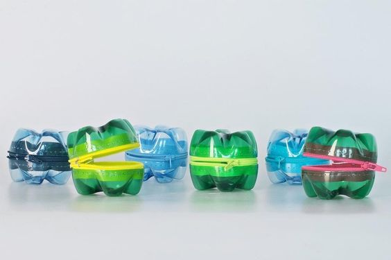 Bottles + Zippers = Cute DIY Pac-Man Monster Containers « MacGyverisms