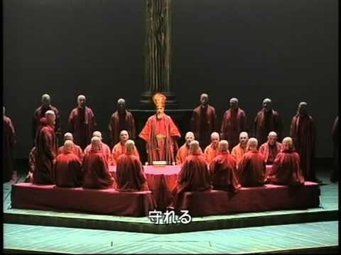モーツァルト《魔笛》ミラノ・スカラ座1995年