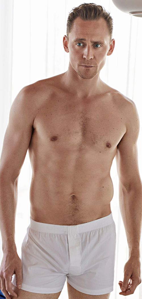 BuzzFeed: These Photos Of Tom Hiddleston Half Naked Will Make You Sweat. Link: https://www.buzzfeed.com/michaelblackmon/tom-hiddleston-sets-great-thirst-traps?bftw&utm_term=.wroqM28PR#.gcYGMP8Ey