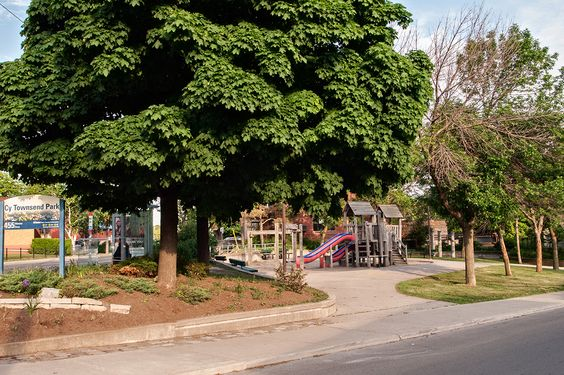Cy Townsend Park