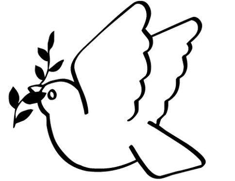 Dibujos De Paz Armonia Y Amor Para Colorear E Imprimir Paloma De La Paz Imagenes De Paz Dia De La Paz