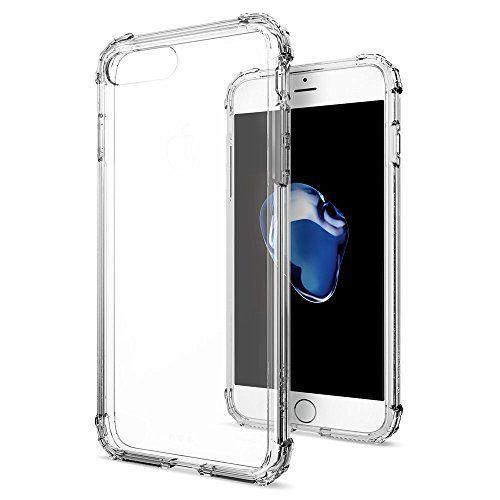 Lakko iPhone7 plus 衝撃吸収バンパー ソフトカバー 5.5インチ クリア