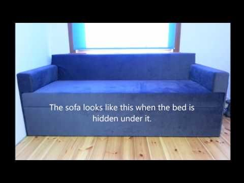 My Diy Sofa And A Pull Out Bed Youtube Sofa Rv Sofa Bed Diy Sofa