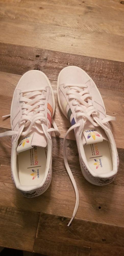 Adidas Love Unites Shoes mens size 8