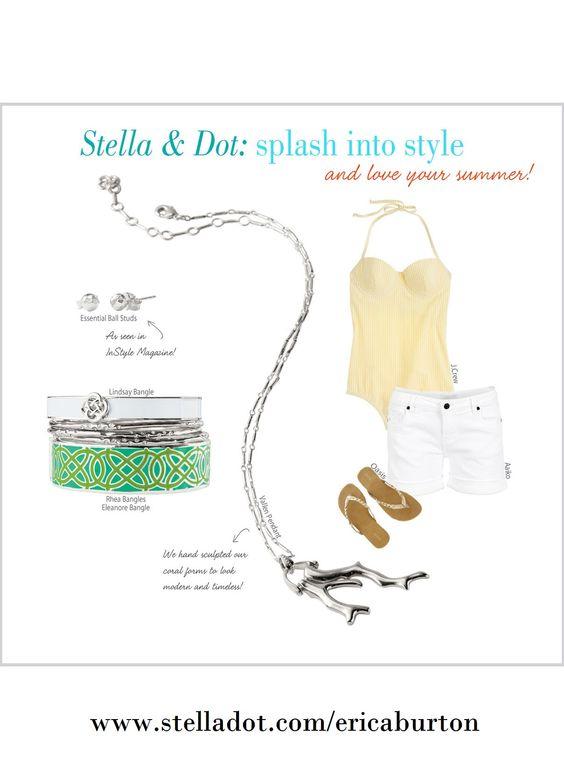 Splash into Style!
