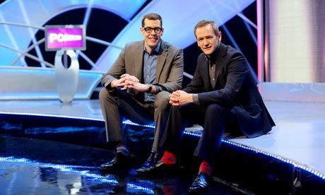 Pointless: Alexander Armstrong and Richard Osman on TVs favourite quiz