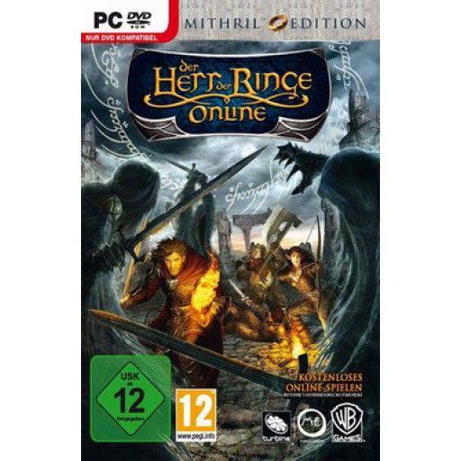 Der Herr der Ringe Online  Mithril Edition (PC Starter Pack) in Online Games FSK 12, Spiele und Games in Online Shop http://Spiel.Zone