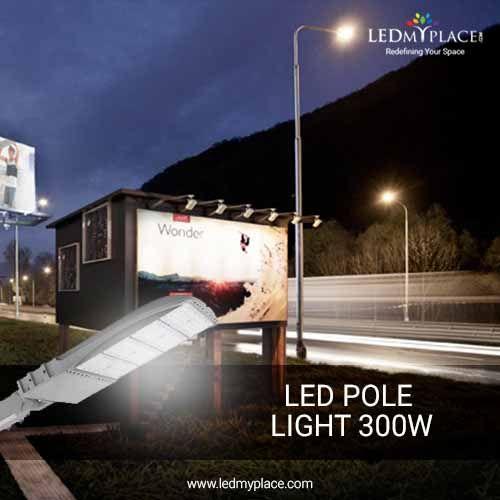 300w Led Pole Light 5700k Universal Mount Bronze Ac100 277v Parking Lot Lighting Led Outdoor Lighting