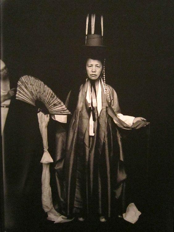 Korean Shaman (1930s):