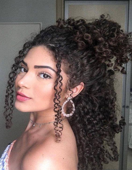 48+ Curly hair trends ideas