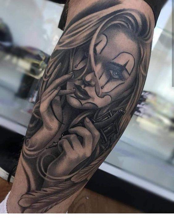 40 Tatuagens Masculinas Na Perna Tattoos His Tatuagem