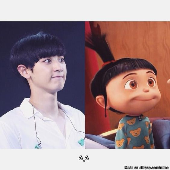 Lost siblings ㅋㅋ ㅋ.. Chanyeol ♥: