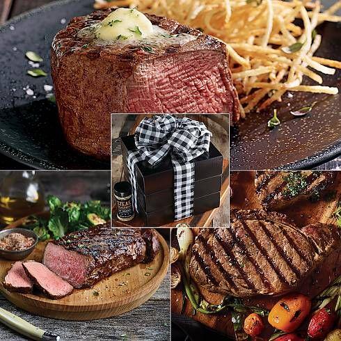 Gourmet Kansas City Steak Premium Beef Online Kansas City Steaks With Images Classic Steak Kansas City Steaks Gourmet