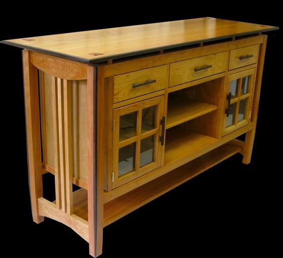 Arts And Crafts Furniture DESIGNS