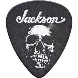 Jackson 451 Sick Skull Picks - 12 Pack - Black - .60mm by Jackson. $3.33. The new series of matte-finish Jackson picks are truly made to withstand night after night of brutal picking attack. Choose which graphic and/or shape and thickness that fits your style! These 451 picks are wickedly cool and ready to serve for years to come.