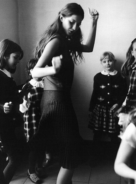 thelittlefrenchbullblog: Gisele Bundchen in Vogue Russia ...