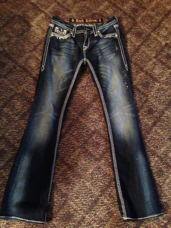 Rock Revival Jeans <3