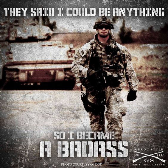 11-H, TOW Squad Leader, 1/181 Infantry, & 19-D, Armored Cavalry Scout, 1/110 Armored Division, prior service : US Navy Gunner's Mate 3rd Class & Master-at-Arms, retired on disability.