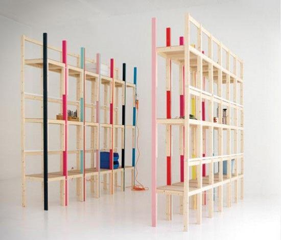 interior design shelves - Shelving systems, Shelving and Modern home interior design on ...