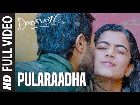 Pularaadha Video Song | Dear Comrade Tamil | Vijay Deverakonda, Rashmika,  Bharat - YouTube in 2020 | Songs, Movie songs, Trending songs