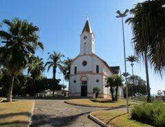 Igreja Matriz de São Pedro de Alcântara Ibiá - Minas Gerais