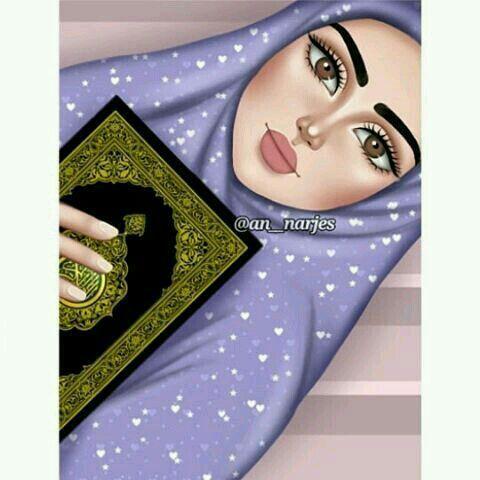 رمزيات بنات منوعه صور بنات جيرلي In 2021 Girly M Girly Drawings Hijab Cartoon