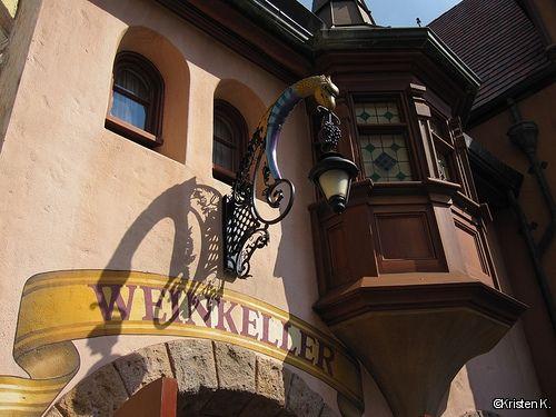 The Wienkeller in the Germany Pavilion