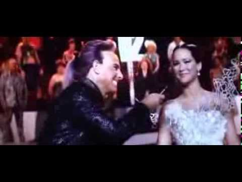 Katniss tributo novia sinsajo ejemplo de música no diegética
