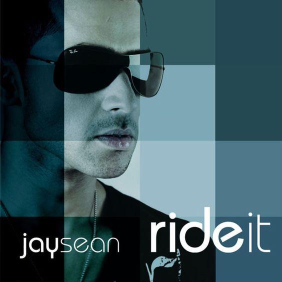 Jay Sean – Ride It (single cover art)