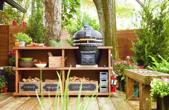 How To Build An Outdoor Grill Station Outdoor Grill Station Grill Station Outdoor Grill